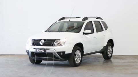 Renault Duster Privilege  usado (2017) color Blanco Glaciar precio $2.150.000