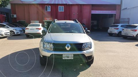 Renault Duster Expression usado (2015) color Gris Claro precio $1.375.000