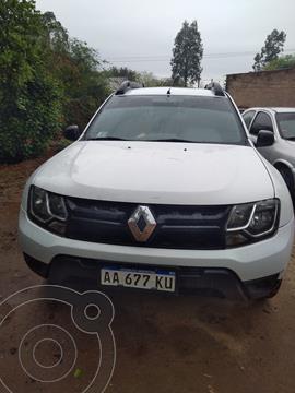 Renault Duster Expression usado (2016) color Blanco Glaciar precio $1.950.000