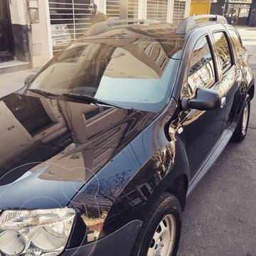 Renault Duster Confort usado (2014) color Negro Nacre precio $810.000