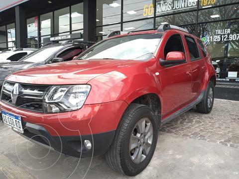 Renault Duster Privilege 2.0 usado (2018) color Rojo Fuego precio $2.692.000