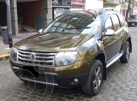 Renault Duster Privilege 4x4 usado (2013) color Verde precio $1.690.000