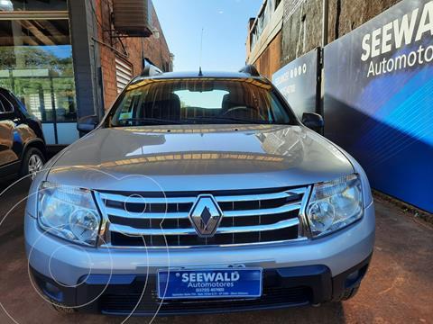 Renault Duster 1.6 4x2 Confort Plus usado (2013) color Gris Plata  precio $1.450.000