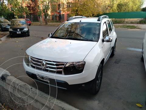 Renault Duster Luxe 4x4 usado (2013) color Blanco precio $1.600.000