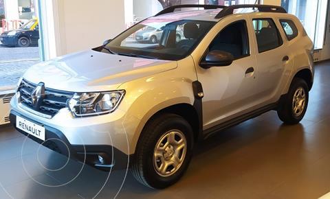 Renault Duster Zen 1.6 nuevo color Gris financiado en cuotas(anticipo $370.000 cuotas desde $24.452)