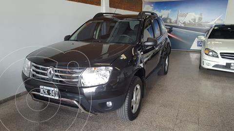 Renault Duster Confort Plus usado (2014) color Negro Nacre financiado en cuotas(anticipo $675.000)