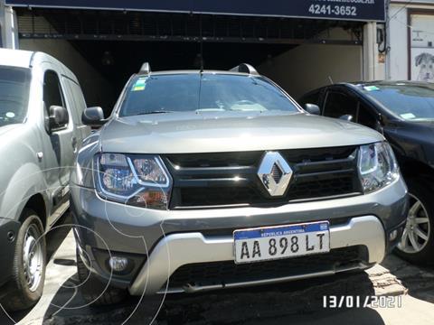 Renault Duster Privilege 2.0 usado (2017) color Gris Oscuro precio $1.705.000