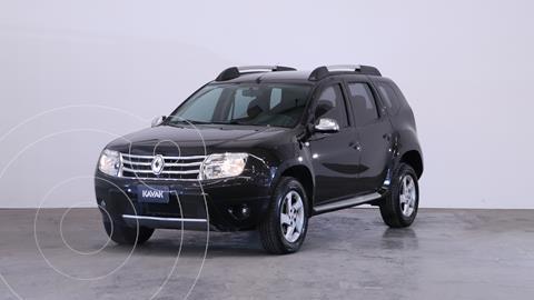 Renault Duster Luxe  usado (2014) color Negro Nacre precio $1.440.000