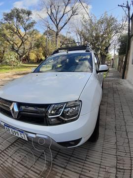 Renault Duster Privilege  usado (2017) color Blanco Glaciar precio u$s10.500