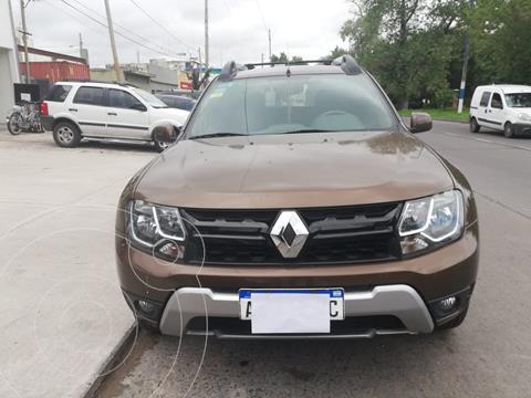 Renault Duster Privilege  usado (2017) color Bronce precio $1.450.000