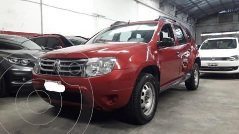 Renault Duster Confort usado (2013) color Rojo Fuego precio $1.080.000
