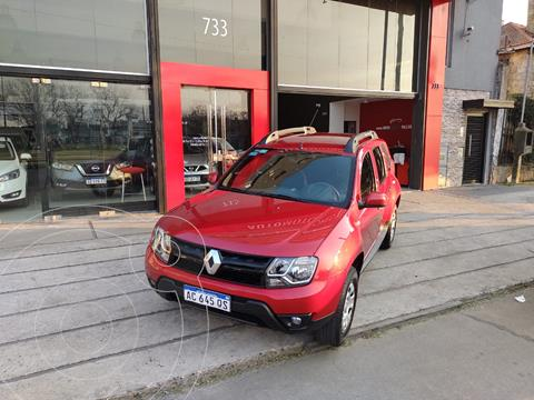 Renault Duster Dynamique usado (2018) color Rojo Fuego precio $1.780.000