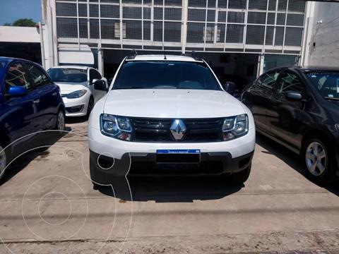 Renault Duster Expression usado (2018) color Blanco precio $1.810.000