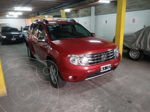 Renault Duster Luxe usado (2013) color Rojo Fuego financiado en cuotas(anticipo $780.000)