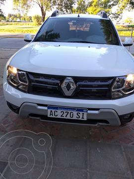 Renault Duster Privilege  usado (2018) color Blanco Glaciar precio $1.900.000