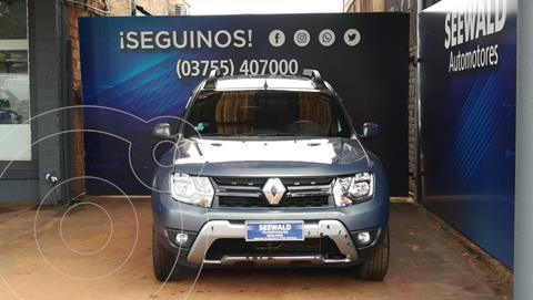 Renault Duster 1.6 4x2 PRIVILEGE L/15 usado (2017) color Gris Oscuro precio $1.680.000
