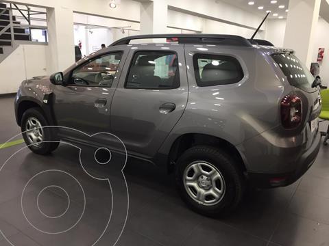 Renault Duster Zen 1.6 nuevo color Gris financiado en cuotas(anticipo $420.000 cuotas desde $24.452)