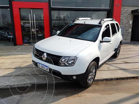 Renault Duster Privilege  usado (2018) color Blanco precio $2.200.000
