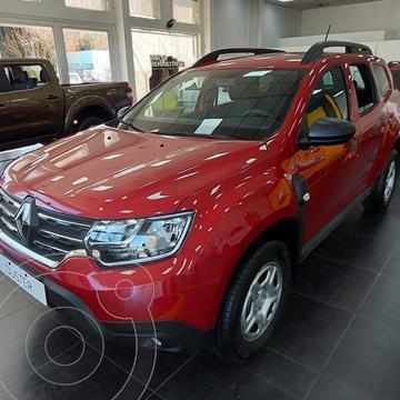 Renault Duster Zen 1.6 nuevo color Rojo financiado en cuotas(anticipo $380.000 cuotas desde $24.452)