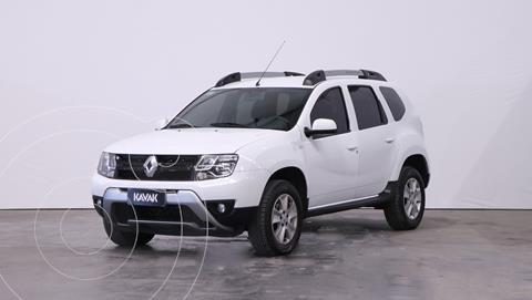 Renault Duster Privilege  usado (2018) color Blanco Glaciar precio $2.320.000