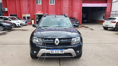 Renault Duster Privilege 2.0 usado (2016) color Negro precio $1.550.000