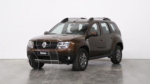 Renault Duster Privilege 2.0 4x4 usado (2019) color Marron precio $2.470.000