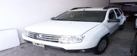 Renault Duster Confort Plus usado (2013) color Blanco precio $970.000