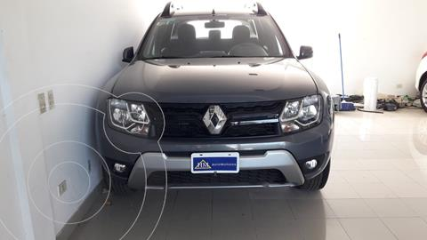 Renault Duster Privilege  usado (2016) color Gris Acero financiado en cuotas(anticipo $990.000)