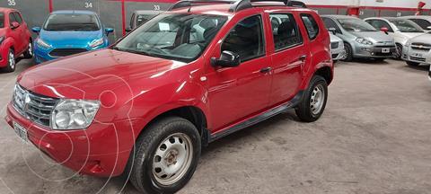 Renault Duster Confort Plus usado (2013) color Rojo Fuego precio $879.000