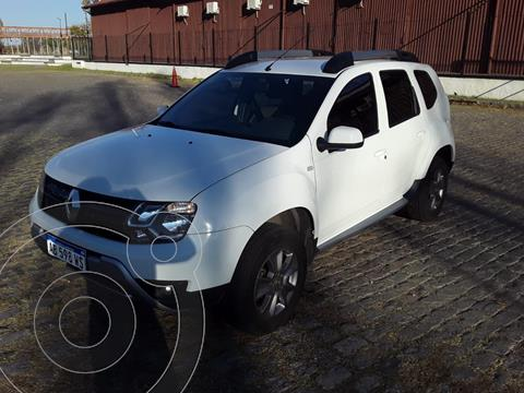 Renault Duster Privilege 2.0 4x4 usado (2017) color Blanco precio $2.250.000
