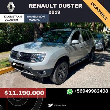 Renault Duster 1.6L Life Connect 4x2  usado (2019) color Gris precio $11.190.000
