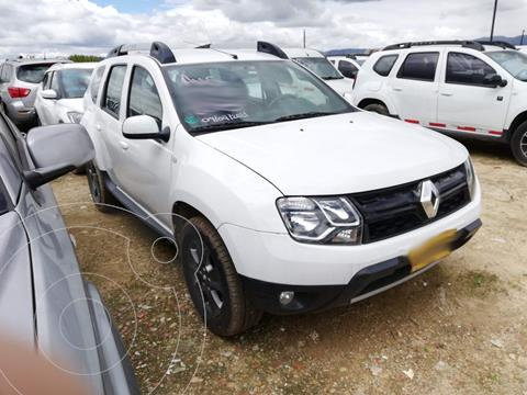 Renault Duster 2.0L Dynamique 4x4 usado (2017) color Blanco precio $33.461.318