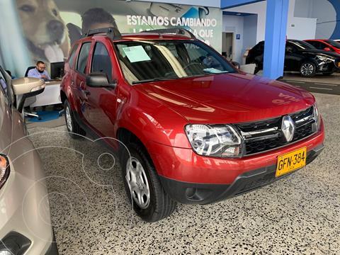 Renault Duster 1.6L Zen 4x2   usado (2020) color Rojo Pavot financiado en cuotas(anticipo $7.000.000 cuotas desde $1.184.000)