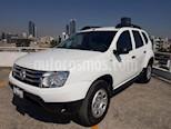 Foto venta Auto usado Renault Duster Expression Aut (2015) color Blanco precio $159,900