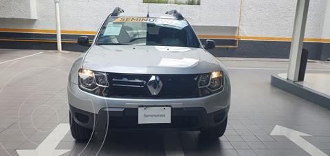 Renault Duster Zen usado (2019) color Gris Estrella precio $230,000