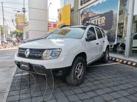 Renault Duster Zen usado (2018) color Blanco precio $199,000