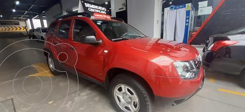 Renault Duster Zen usado (2018) color Rojo precio $189,000