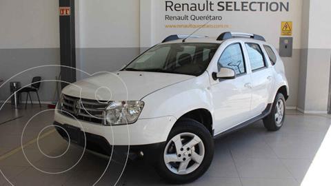 Renault Duster Dynamique usado (2015) color Blanco precio $160,000