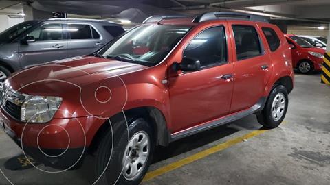 Renault Duster Expression Aut usado (2013) color Rojo Fuego precio $135,000