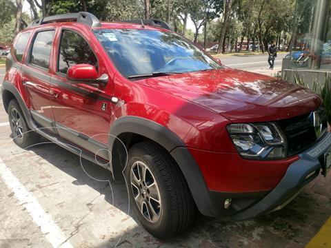 Renault Duster Dakar Aut usado (2018) color Rojo financiado en mensualidades(enganche $50,000 mensualidades desde $5,568)