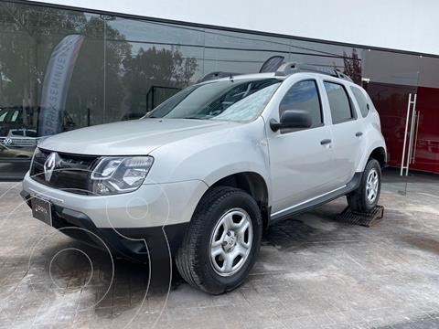 Renault Duster Zen usado (2018) color Plata precio $195,000
