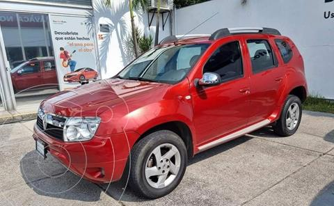 Renault Duster Dynamique Aut usado (2014) color Rojo precio $174,900