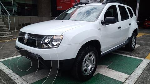 Renault Duster Zen Aut usado (2020) color Blanco precio $285,000