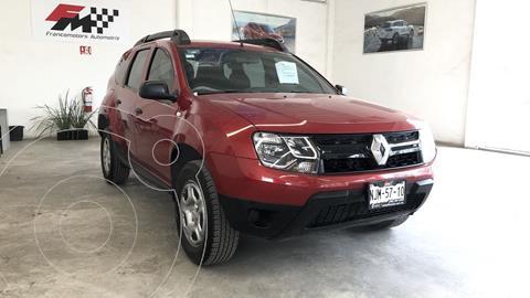 Renault Duster 5 pts. Zen, TM6, a/ac., VE del., MP3, R-16 usado (2019) color Rojo precio $227,000