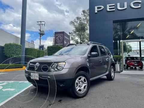 Renault Duster Zen usado (2019) color Cafe precio $229,900