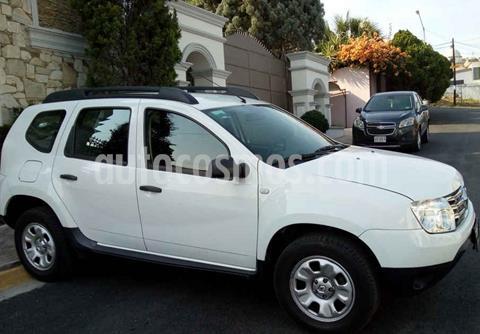 Renault Duster Expression Aut usado (2015) color Blanco precio $153,000