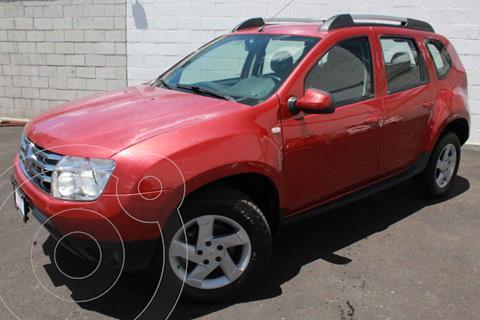 Renault Duster Dynamique Aut usado (2015) color Rojo precio $189,000