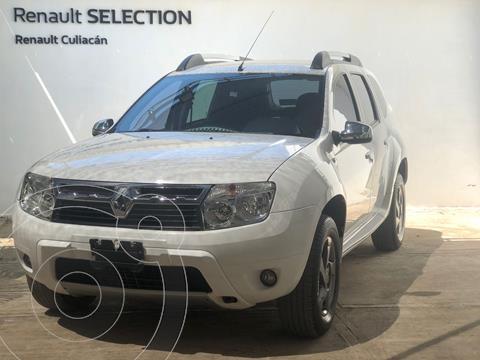 Renault Duster Dynamique TA usado (2014) color Blanco precio $175,000