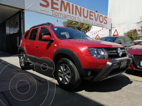Renault Duster Intens usado (2018) color Rojo precio $249,800