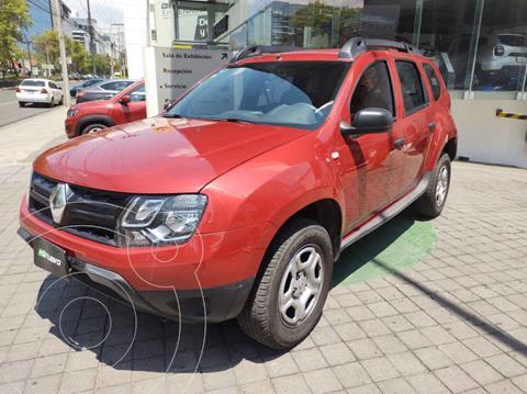 Renault Duster Zen usado (2019) color Rojo precio $225,000